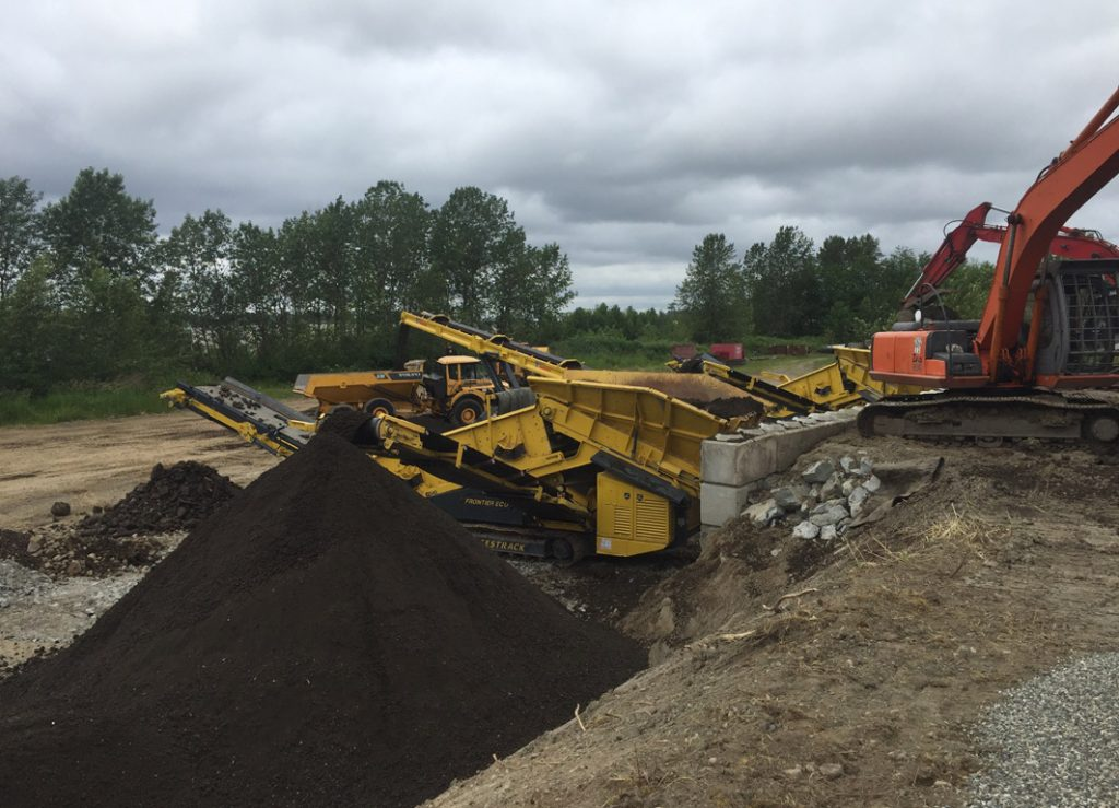 Trico Excavating Inc.